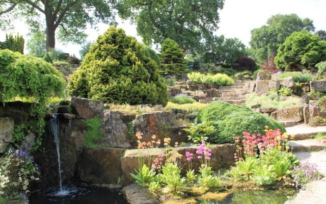 les jardins du sud de l angleterre societ d. Black Bedroom Furniture Sets. Home Design Ideas